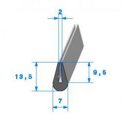 SE204 - 13,5x7 mm