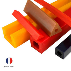Coussins de Pliage polyurethane polymere caoutchouc pu solution solutions elastomere elastomeres made in France