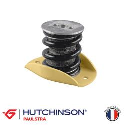 SUPPORTS ANTIVIBRATOIRE SE128 anti vibratoire solutions elastomeres made in france