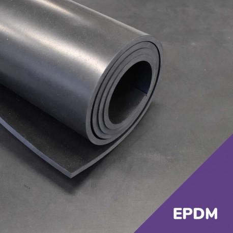 Rouleaux Caoutchouc EPDM noir Rubber Solutions Elastomeres