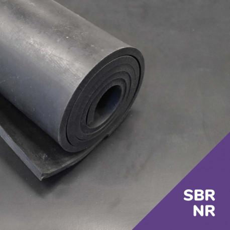 Rouleaux Caoutchouc Naturel noir Rubber Solutions Elastomeres