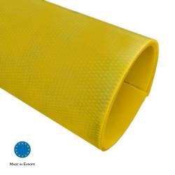 Plaques Métal Déployé polyurethane polymere caoutchouc pu solution solutions elastomere elastomeres made in France