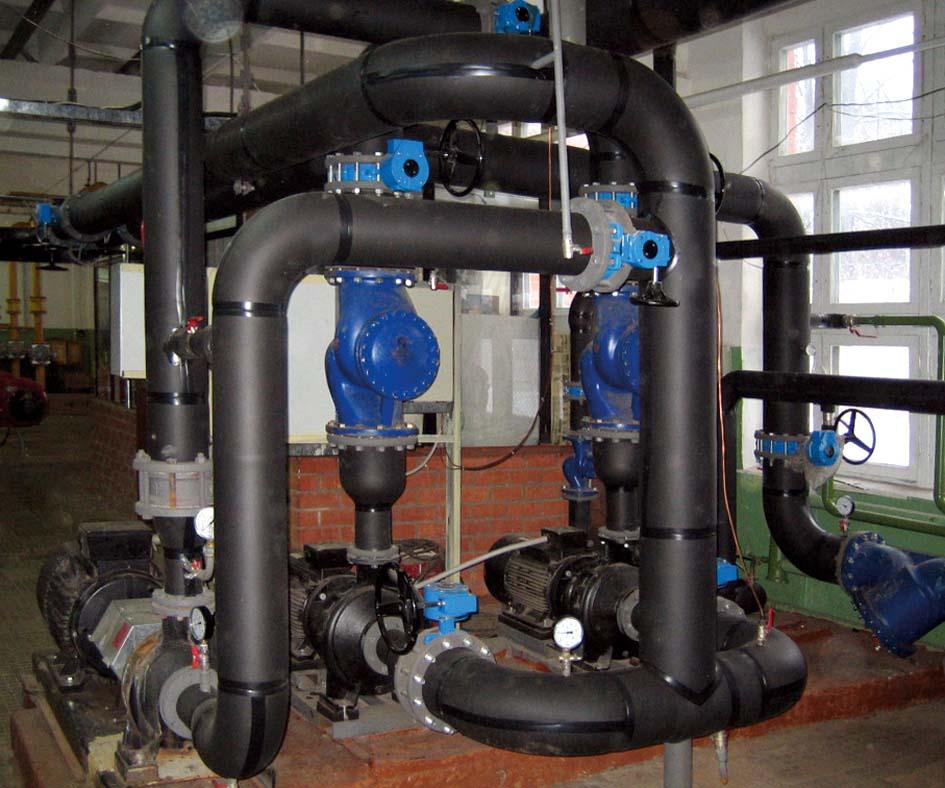mousse acoustique machine usine
