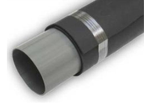 mousse acoustique tuyau canalisation