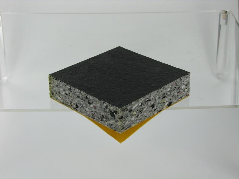 Mousse phonique polyurethane etanche