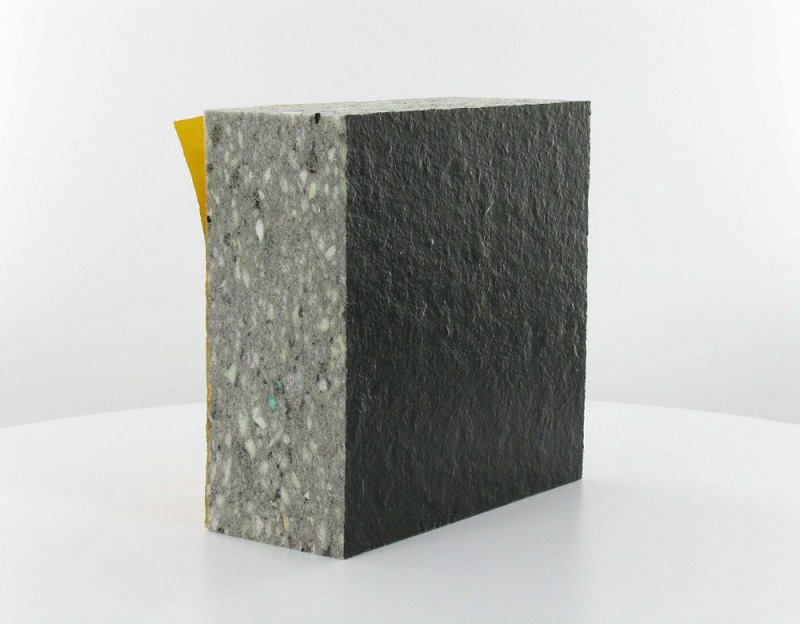 Mousse phonique pour mur