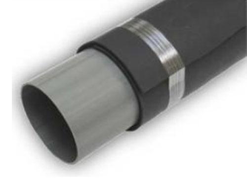 Isolation acoustique tuyau